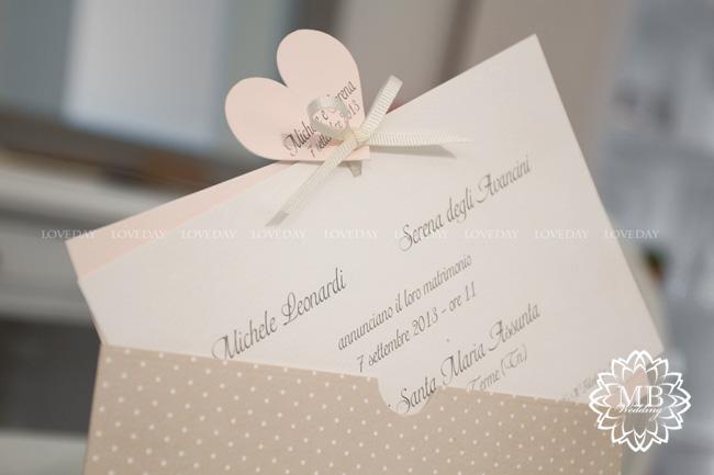 Partecipazioni Matrimonio Pois.Diario Di Una Wedding Planner Passione Pois Tratto Rosa