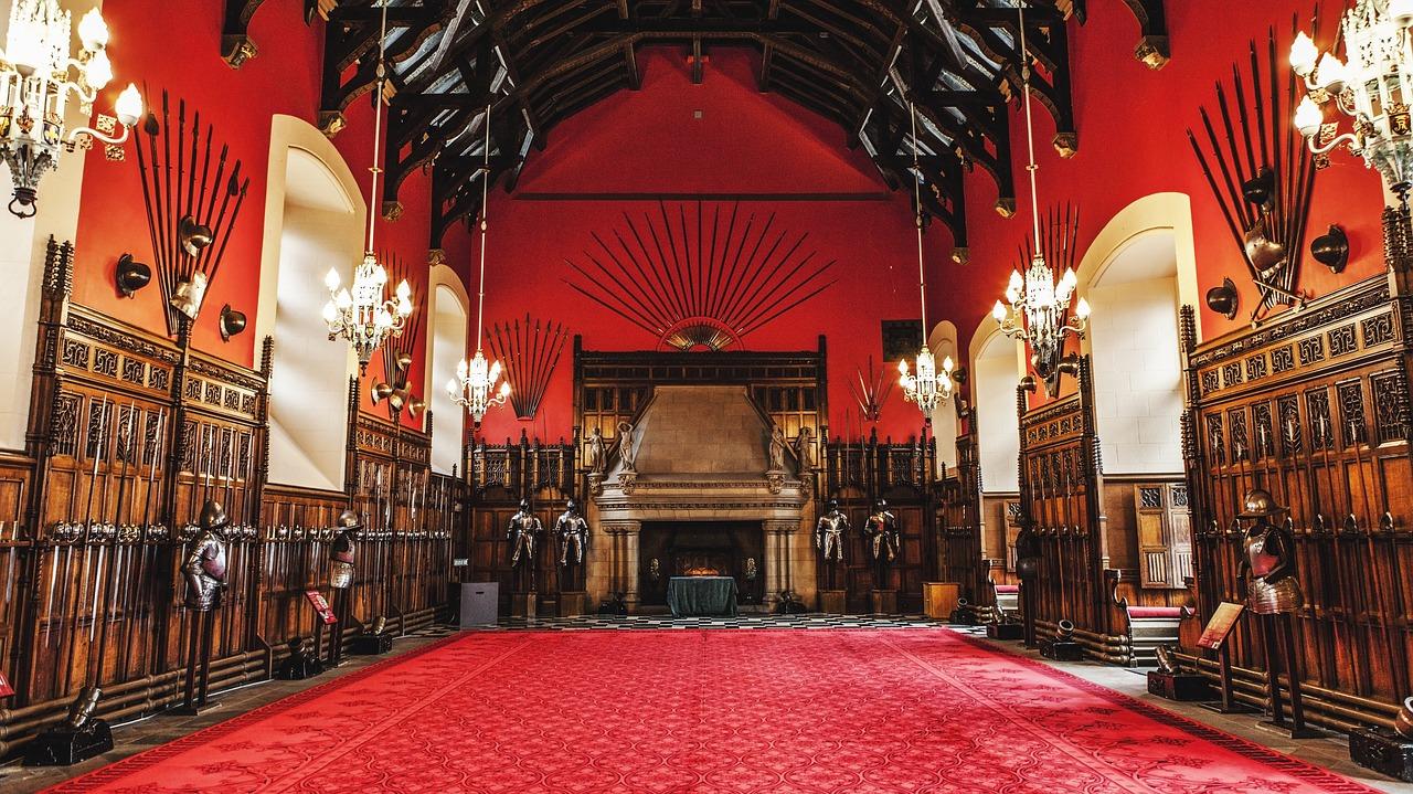 Edimburgo palazzo