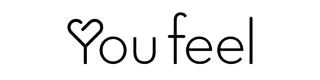 logo fucsia you feel