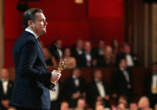 Leonardo DiCaprio (Christopher Polk/Getty Images)