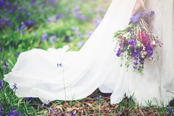 Bluebell Dreaming at Ashridge Forest by Miss Munro and Sanshine