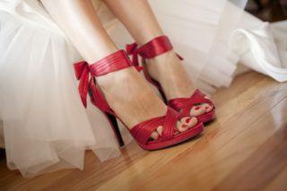 Diario di una sposa: le scarpe sono importanti per le donne, figuriamoci per una sposa!
