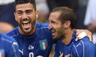 Euro2016- L'Italia travolge la Spagna.