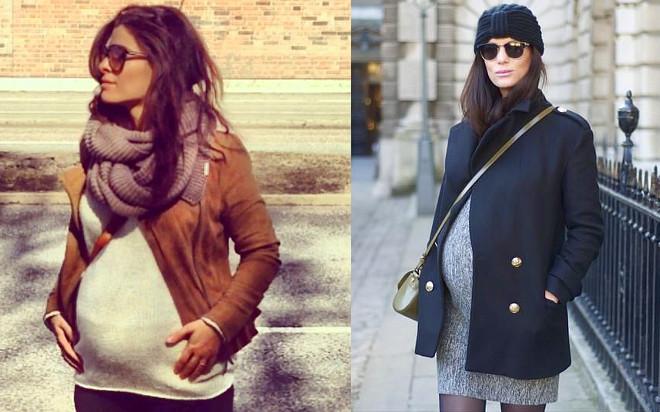 vasta selezione di 547d7 b1fef Moda Premaman: quando l'attesa si fa fashion. | Tratto Rosa