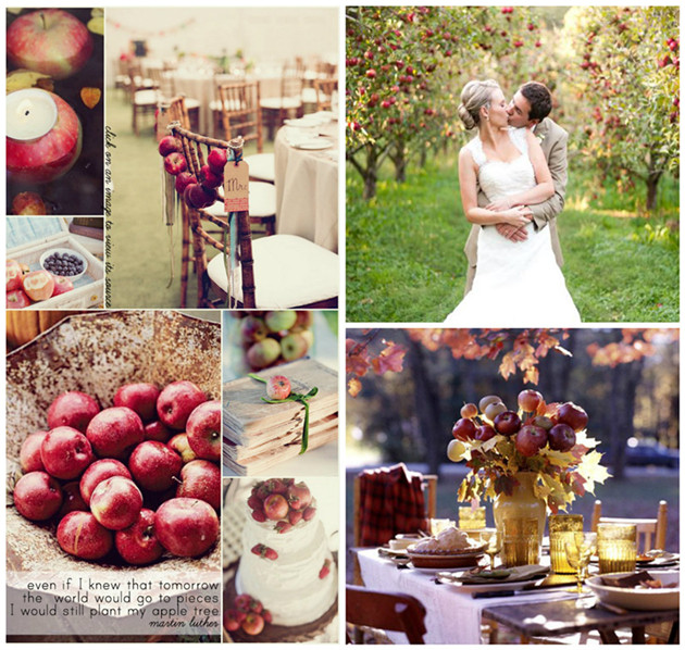 fall-apple-wedding-ideas