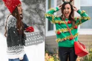 2462eb0859fa05 Outfit natalizi: gli immancabili | Tratto Rosa