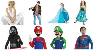 Veglione di Carnevale: i costumi più cool