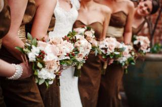 Matrimonio color cioccolato!   Diario di una Wedding planner