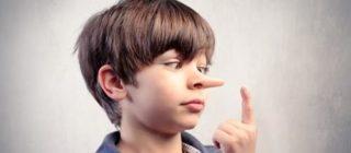Bambini: le prime bugie. Come reagire?
