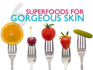 La bellezza da dentro: skin food e probiotici.