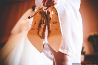Scarpe da sposa: i modelli più belli del 2017