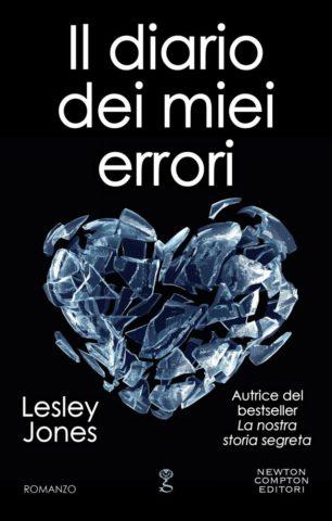 """Recensione: """"Il diario dei miei errori"""" di Lesley Jones edito Newton Compton."""