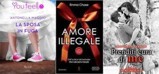 Tre libri per l'estate: consigli di lettura