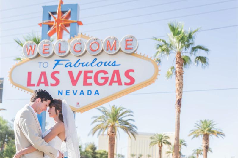 Anniversario Di Matrimonio A Las Vegas.Matrimonio A Las Vegas Come Organizzarlo Tratto Rosa