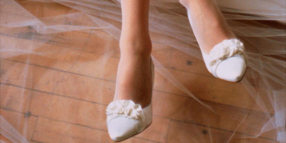 grande sconto per bello economico 100% di soddisfazione La scarpa comoda da sposa fa tendenza: dalle ballerine alle ...