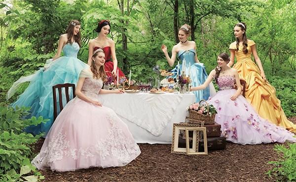 Abiti Da Sposa Da Favola.Matrimonio Da Favola Sono Arrivati Gli Abiti Da Sposa Disney