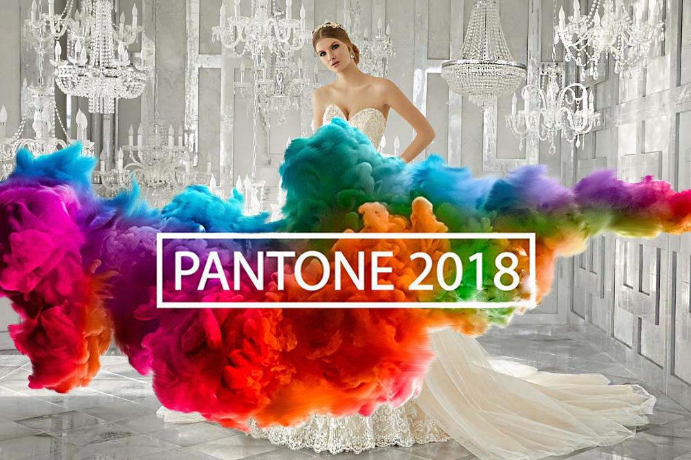 Wedding 2018: i colori Pantone per le nozze