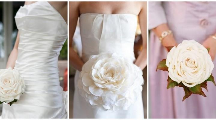 Bouquet Sposa Con Un Solo Fiore.Bouquet Monofiore Un Alternativa Tratto Rosa