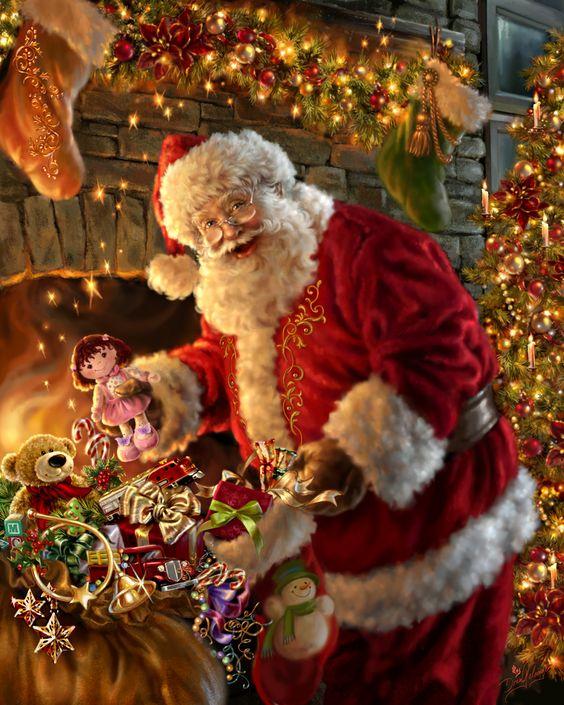 La Storia Vera Di Babbo Natale.Racconti Sotto L Albero La Vera Storia Di Babbo Natale Tratto Rosa