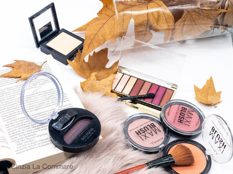 i trend del make up per l'autunno 2019