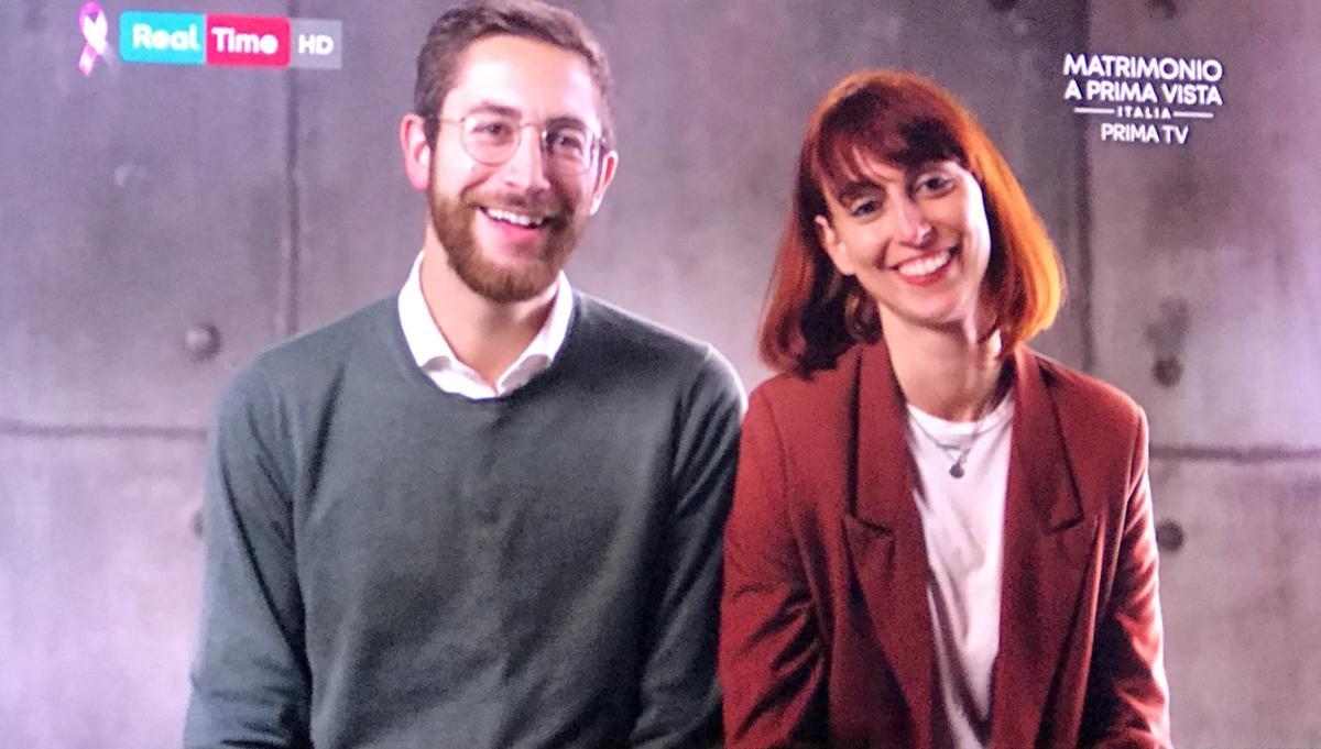 Cecilia e Luca. Matrimonio a prima vista 4
