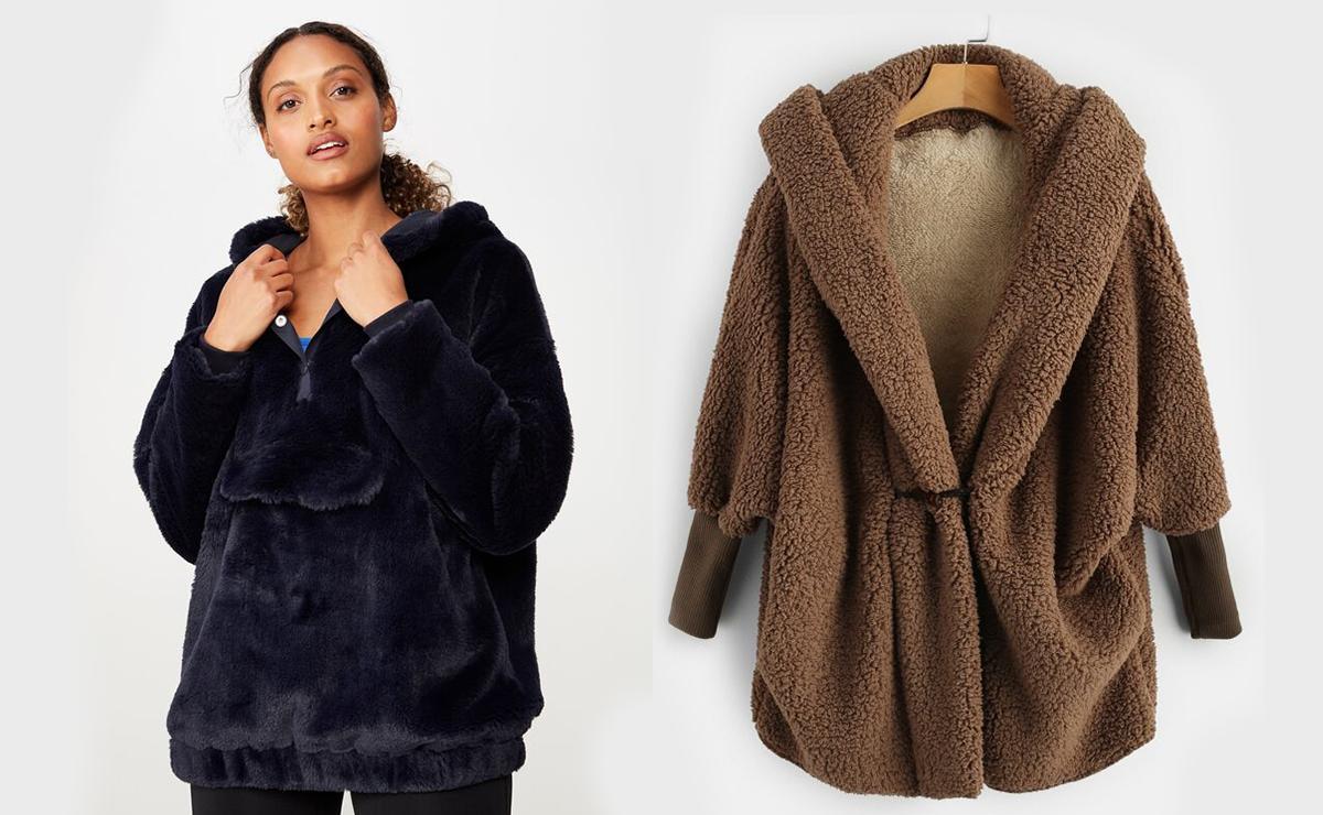 maglione fluffy