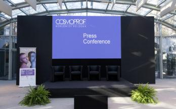 Cosmoprof bologna 2020 Conferenza stampa