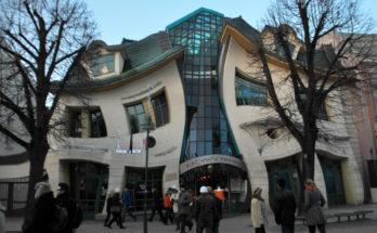 Gli edifici più strani