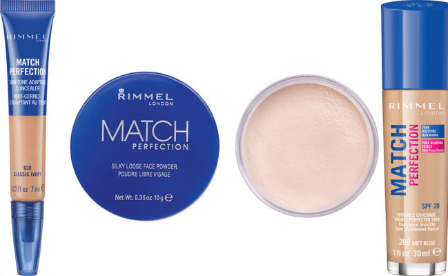 Match perfection rimmel