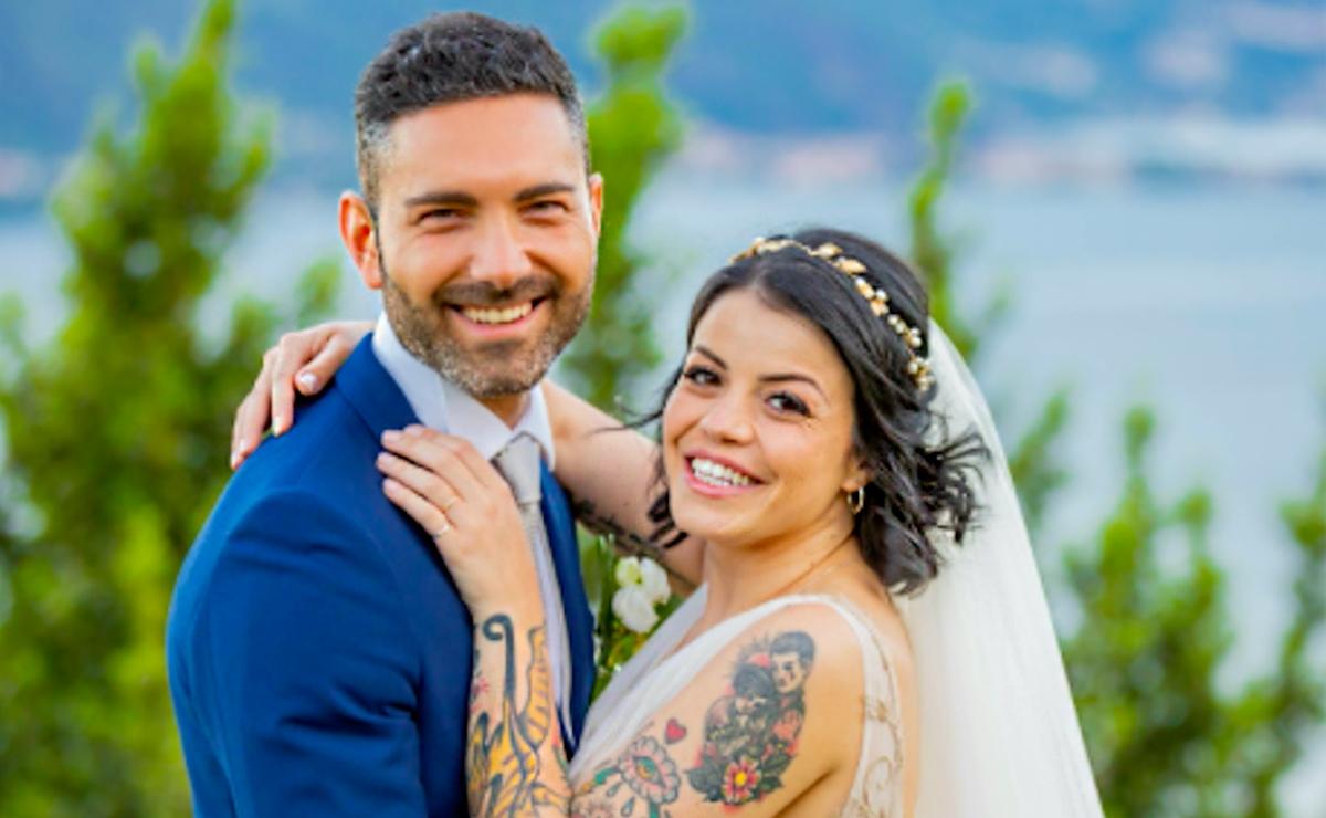 Gianluca e Sitara Matrimonio a prima vista 2020