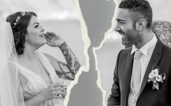 Gianluca e Sitara si separano