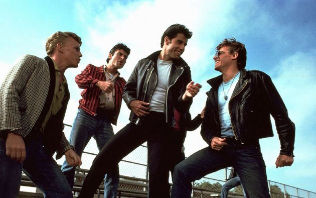 Grease in revisione